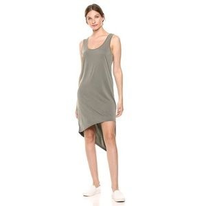 NWT Splendid Asymmetrical Cross Back Tank Dress